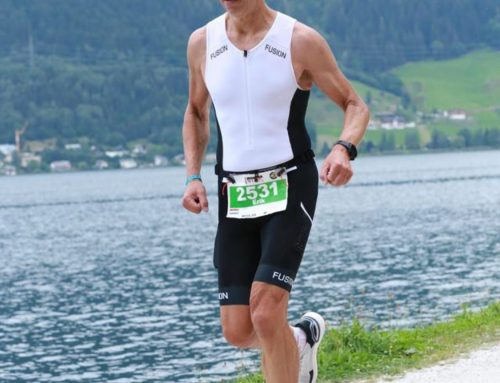 Finisher Triatlon Zell am See
